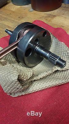Suzuki RM125J 1988 Nos Crankshaft Assy 12200-01B41