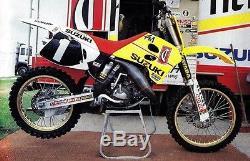 Suzuki RM125 RA125 1993 Pedro Tragter Cylinder Set (NOS Works Factory RA RH)