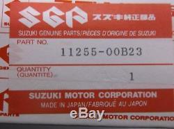 Suzuki RM250H 1987 NOS LH Exhaust Valve 11255-00B23