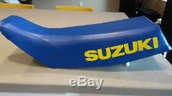 Suzuki RM80 1988 1989 1990 Seat assy NOS 45100-02B20-4UZ 45100-02B21-4UZ