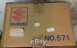 Suzuki RM80 1989 Fuel Tank NOS 44100-02880-25Y
