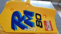 Suzuki RM80 1990 Radiator Shroud Nos 68671-02B40-3MB