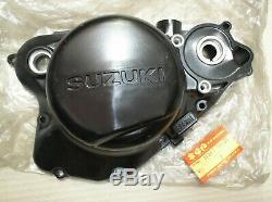 Suzuki RM 125 RM125 X Z D 1981-83 clutch engine cover 11341-14100 genuine NOS