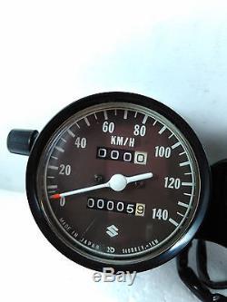 Suzuki RV125 GT100 fit GT125 TS125 TS185 TC125 Speedometer Tachometer Assy NOS