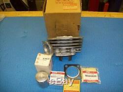 Suzuki RV90 TS90 TC90 TS100 TC100 Cylinder Kit NOS Genuine