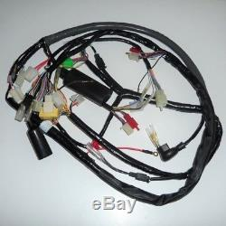 Suzuki Rg500 Rg400 Nos Wiring Harness / Loom New 36610-20ak0