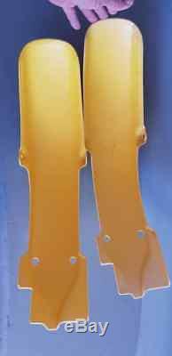 Suzuki Rm80 1977 1979 Nos Rear Fender Pair 63111-46000