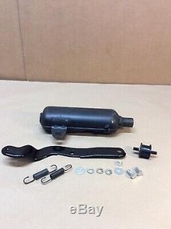 Suzuki Rm 250 Rm250 Mufffler Oem Nos 14300-41890
