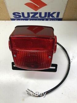 Suzuki SP370 1978 Genuine Tail Light Assembly NOS. 35710-32430