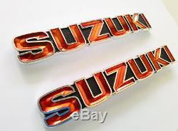 Suzuki T500 1968-1975 Nos Exhaust Baffle New Old Stock