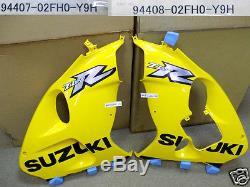 Suzuki TL1000R Under Cowling L & R 1998-2003 NOS TL1000 SIDE COVER Lower Fairing