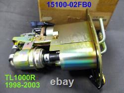 Suzuki TL1000 Fuel Pump Assy 1998-2003 NOS TL1000R Genuine GAS PUMP 15100-02FB0