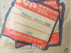 Suzuki TS125 TC125 NOS tailight assy 1972 35000-28820