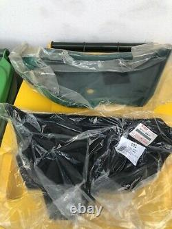 Suzuki TS185 Right and Left Covers NOS