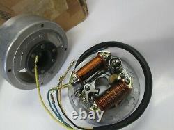 Suzuki TS50 NOS stator generator assy 1971-1974 32100-26614