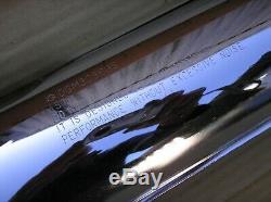 Suzuki T GT 500 T500 GT500 R/H exhaust silencer 14301-15004 genuine NOS