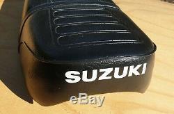 Suzuki Ts100 Ts125 Ts 250 Seat Nos Mint Condition