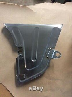 Suzuki Ts400 Ts250 Chrome Chain Case Guard Oem Nos 61310-16400