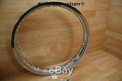 Suzuki VS1400 55311-38B03 RIM, FRONT WHEEL Genuine NEU NOS xl1614