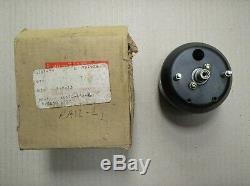 Suzuki ZR 50 ZR50 ZR50K E 1981 X1 speedo speedometer 34110-46642 genuine NOS