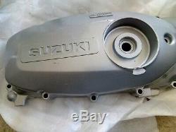 Suzuki fz50 Crankcase Clutch engine Cover New old stock