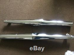 Suzuki gt250 x7 exhausts new old stock minted