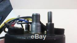 Suzuki t500 cobra titan oem nos tachometer 1968-1969 nippon seiki new condition