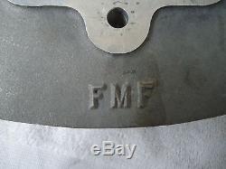 Vintage NOS FMF Porcupine Head 1975 suzuki RM125 RM 125 Emler Ahrma DG