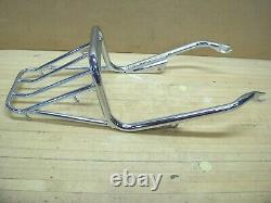 Vintage NOS Suzuki GT 750 Rear Grab Bar Rail Bumper Carrier Rack 46310-31000